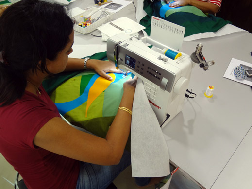Picture: Get Creative ! Join the NEW patchwork,quilting and embroidery courses and workshops at the BERNINA C  37/139