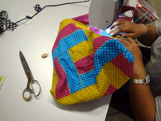 Picture: Get Creative ! Join the NEW patchwork,quilting and embroidery courses and workshops at the BERNINA C  63/139
