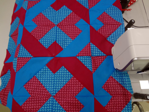 Picture: Get Creative ! Join the NEW patchwork,quilting and embroidery courses and workshops at the BERNINA C  72/139