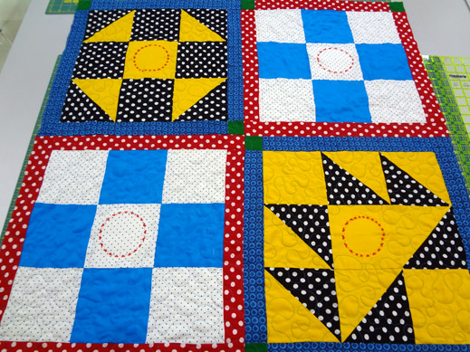 Picture: Get Creative ! Join the NEW patchwork,quilting and embroidery courses and workshops at the BERNINA C  120/139