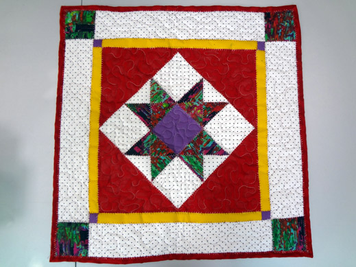 Picture: Get Creative ! Join the NEW patchwork,quilting and embroidery courses and workshops at the BERNINA C  127/139