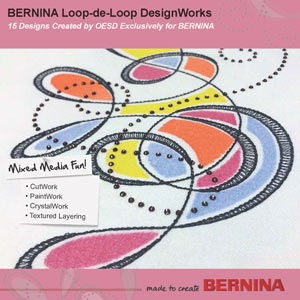 Loop-de-Loop DesignWorks– BERNINA DesignWorks Collection #21016