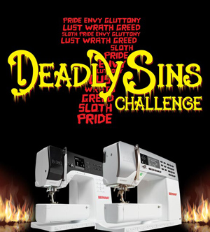 The 7 Deadly Sins Challenge