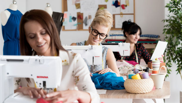 Guide to BERNINA Creative Center Classes