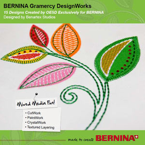 Gramercy – BERNINA DesignWorks Collection 21014DW