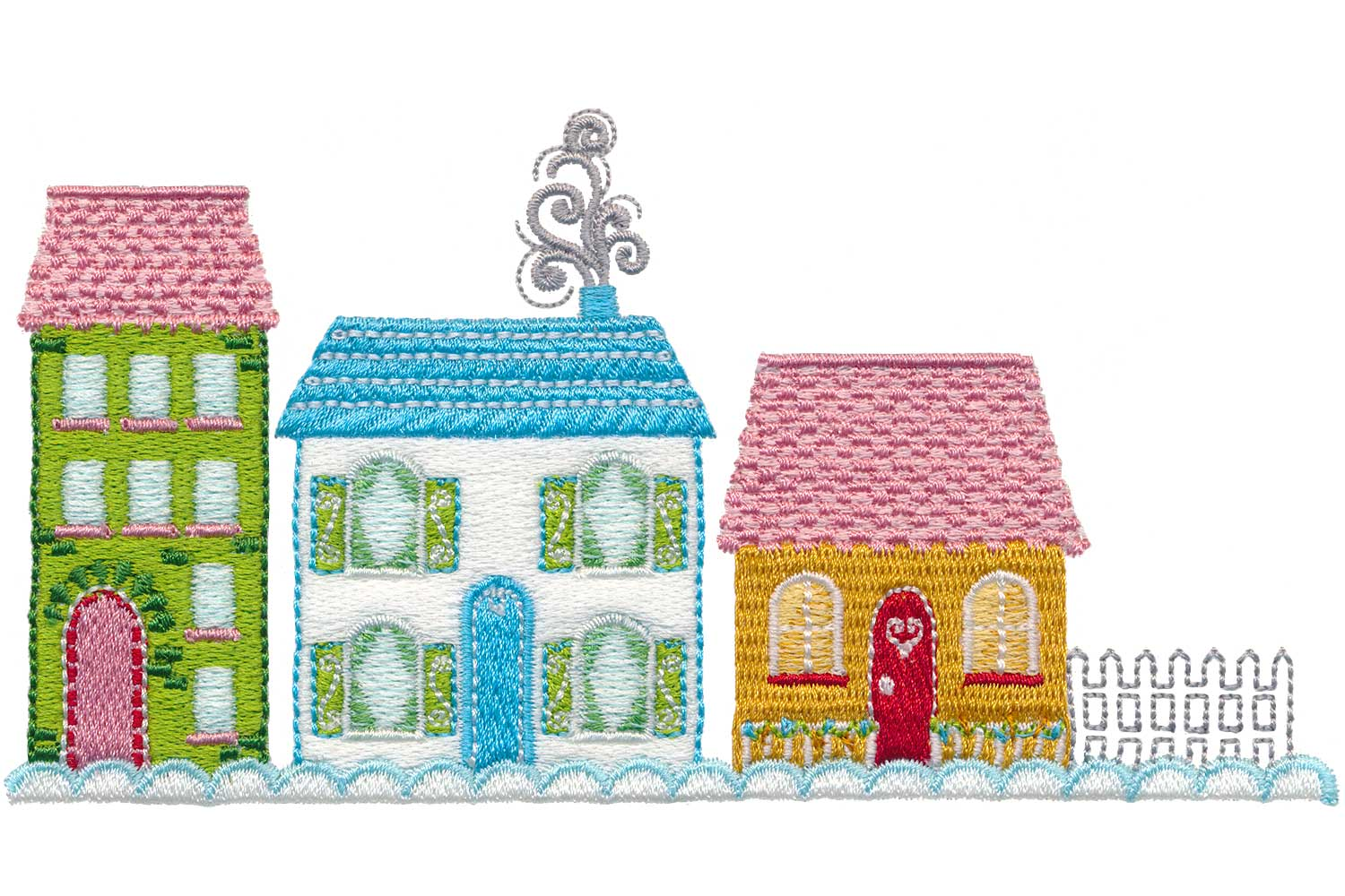 Picture: Let it Snow – BERNINA Exclusive Collection #80167  5/50