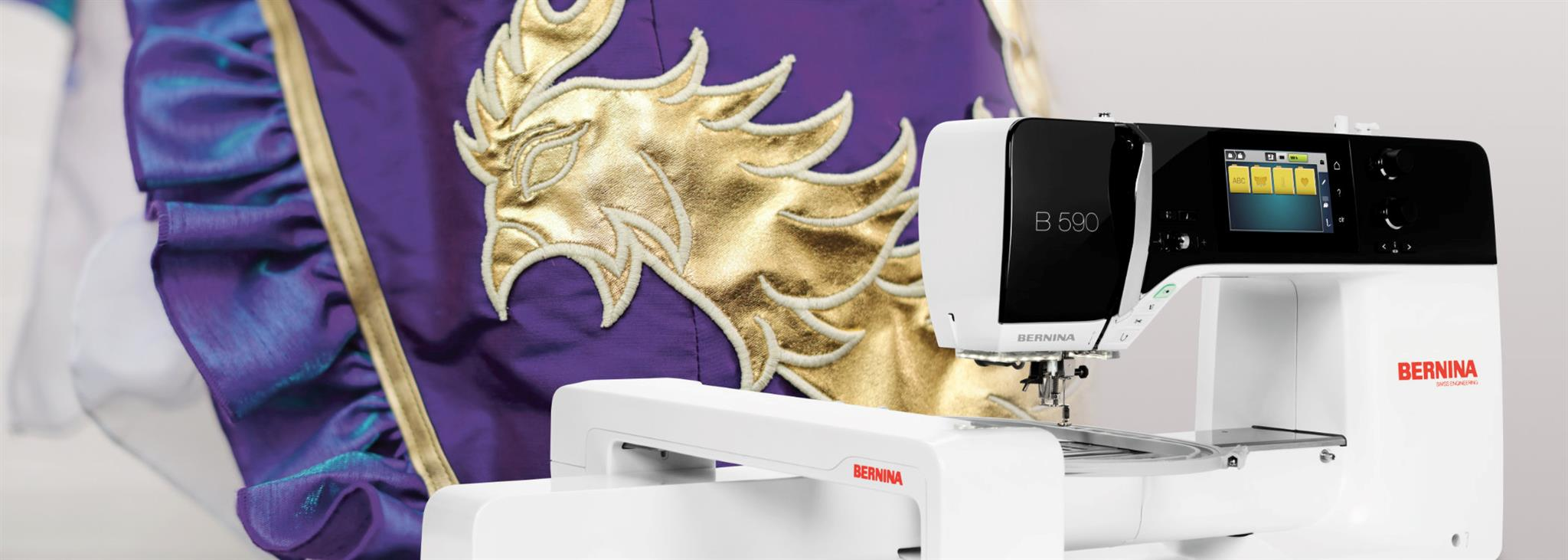 Picture: BERNINA NEW 5 Series
