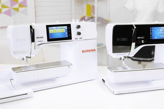 BERNINA Sewing, Quilting and Embroidery Machines
