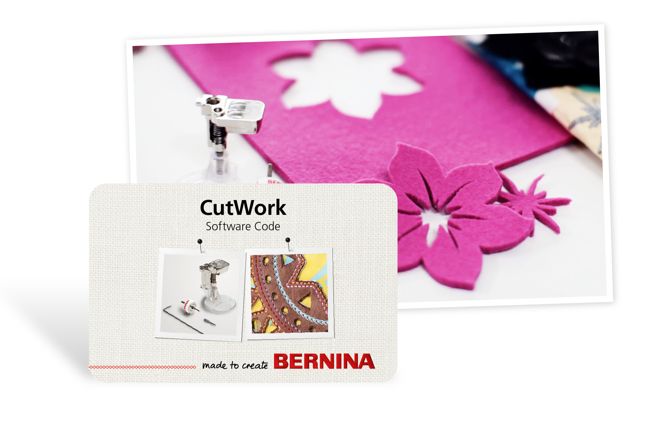 Bild: BERNINA CutWork Software