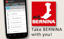 My BERNINA Accessories Mobile App