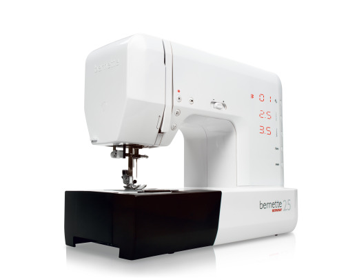 Picture: BERNINA launches Entry-Level Sewing-Machine Range under the bernette Label  4/7