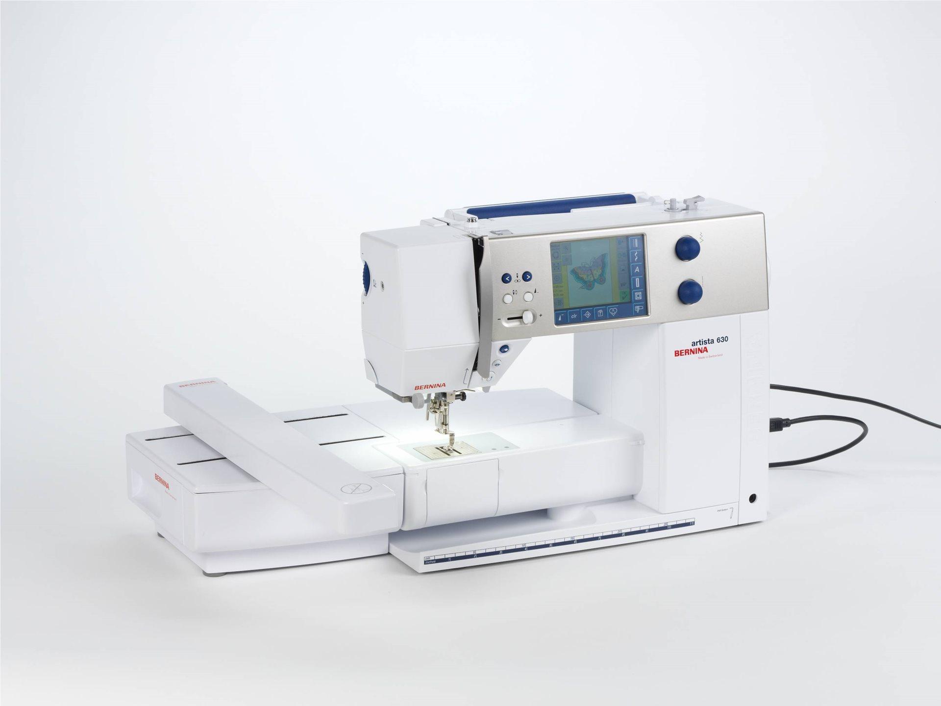 bernina embroidery machine prices