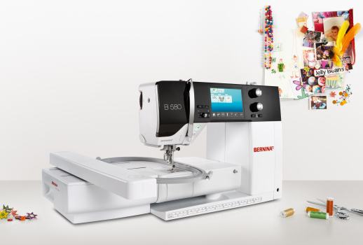Bild: BERNINA launches the new 5 Series and presents recipes for success for DIY sewing enthusiasts  4/6