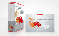 BERNINA Embroidery Software 6-DesignerPlus
