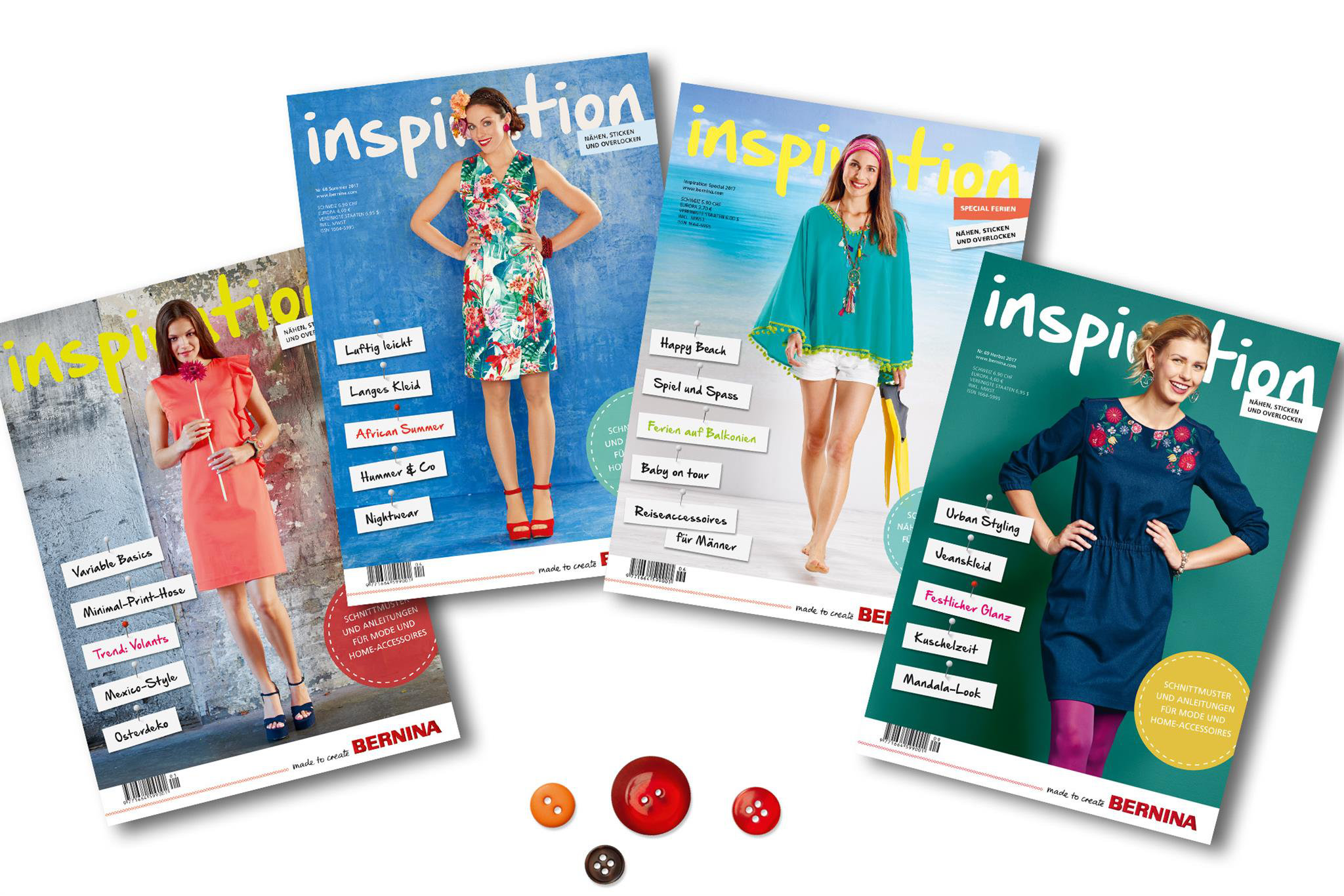 Inspiration One-Year-Subscription